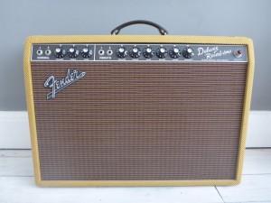 Fender Delux Reverb