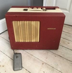 1957 Watkins Westminster Amp